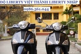 Độ xe liberty việt thành liberty nhập