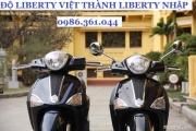 Tư vấn độ xe Liberty Việt thành Liberty nhập
