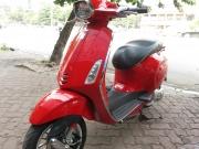 Sơn Xe Vespa S Màu Đỏ SIêu Đẹp Tại Hoa Đà Piaggio 429 Giải Phóng