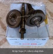 Tổng hợp lỗi thường gặp trên xe Vespa LX và cách xử lí