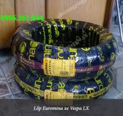 Lốp trước Euromina xe Vespa LX