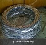 Lốp sau xe Liberty Nhập (Lốp Deestone)