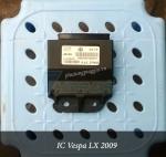IC không từ Vespa LX 2009