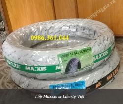 Lốp sau Maxxis xe Liberty Việt